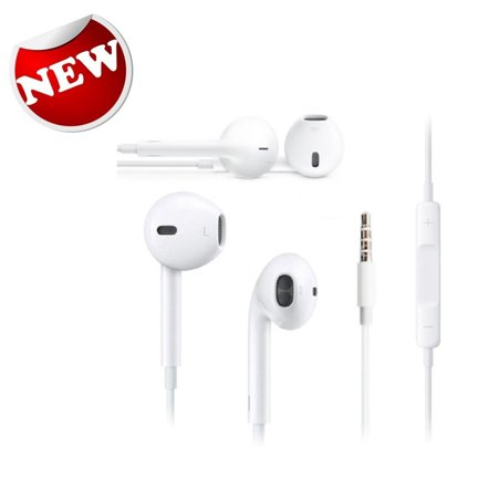 NEW Original Apple iPhone 5 5S 6 6S EarPods EarPhones HeadPhones W/Remote &  Mic