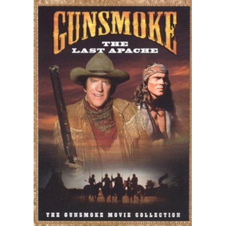 Gunsmoke: The Last Apache (DVD)](Apache Headress)
