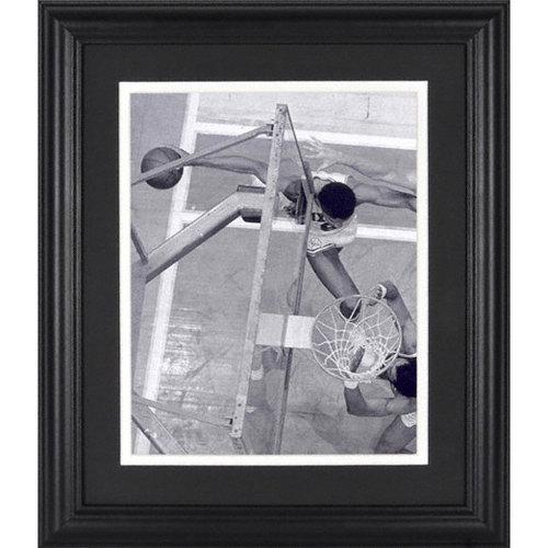 NBA - Julius -Dr. J- Erving Philadelphia 76ers Framed Unsigned 8x10 Photograph