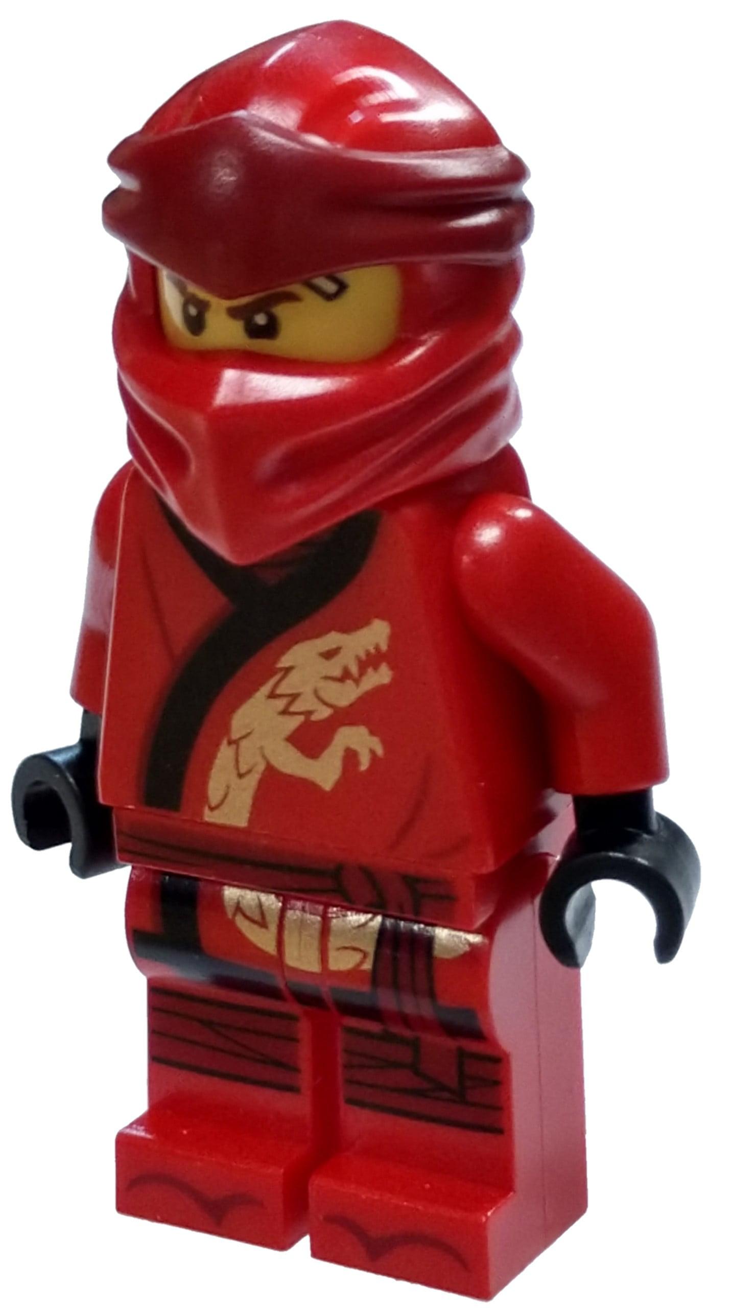 lego ninjago legacy kai minifigure no packaging