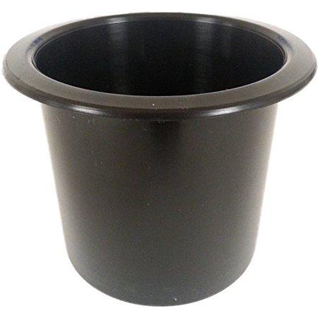 Black Cup Holder - Plastic 2 7/8 Black Cup Holder