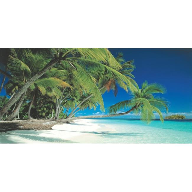 Biggies, Inc. WM-BCH-54 Wall Murals - Beach - Medium