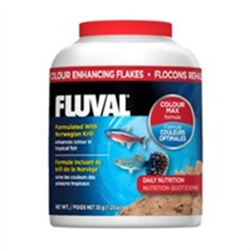 Fluval Color Enhancing Flakes 1.4oz
