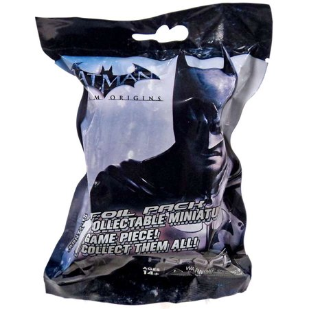 Origins Booster - DC HeroClix Batman Arkham Origins Booster Pack