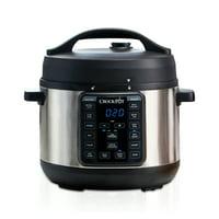 Deals on Crock-Pot 4 Qt 8-in-1 Multi-Use Express Crock Slow Cooker