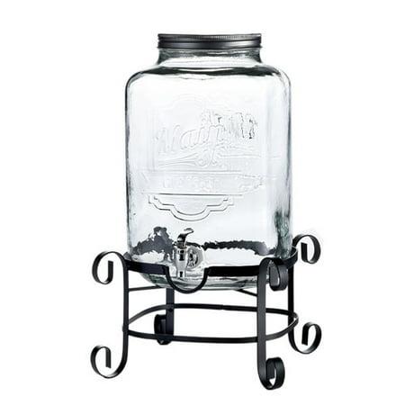 Style Setter Main St Beverage Dispenser, 3 Gal (Halloween Beverage Dispenser)