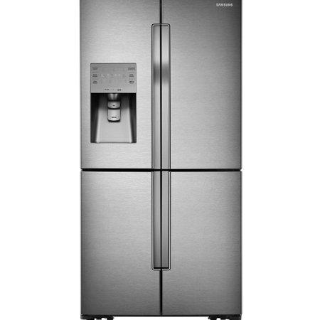 Samsung Rf323tedbsr 316 Cu Ft Stainless Steel French Door