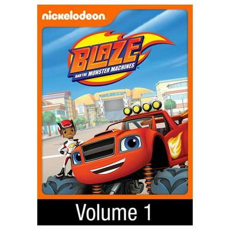 Blaze And The Monster Machines Team Truck Challenge Season 1 Ep 8