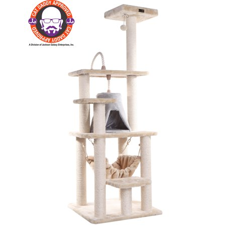 Armarkat Classic Cat Tree Model A6501, 65 inch