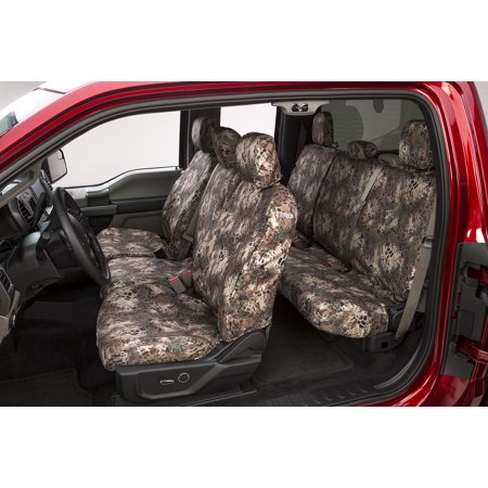 Covercraft Expedition Seat Cover - Covercraft Prym1 Multi-Purpose Camo Seat Covers For Ford - Front