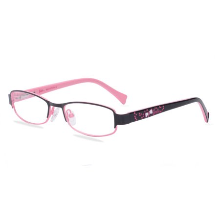 Barbie Girls Prescription Glasses, LOL Blk/Pink