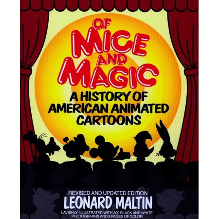Of Mice and Magic : A History of American Animated Cartoons; Revised and Updated](The History Of Halloween Cartoon)