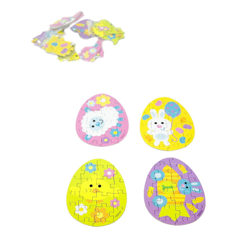 Mini Easter Egg Puzzles