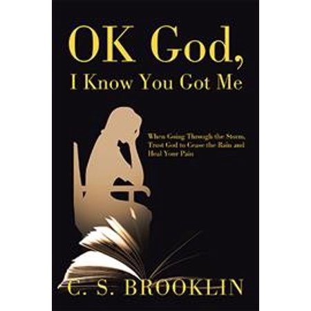 Ok God, I Know You Got Me : When Going Through the Storm, Trust God to Cease the Rain and Heal Your