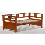 42 in. Daybed in Cherry Finish