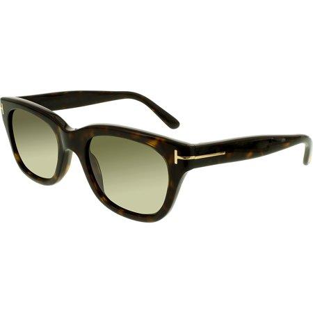 "Tom Ford Men's ""Snowdon"" Square Sunglasses FT0237"