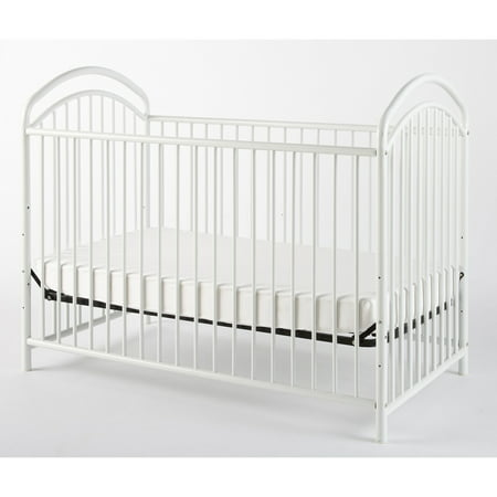 The Mariposa 3 in 1 Full Sized Metal Crib