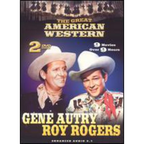 The Great American Western, Vol. 3: Gene Autry / Roy Rogers (Full Frame)