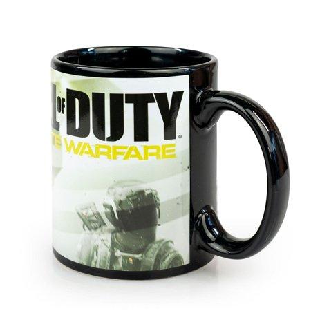 Call Of Duty Costumes (Call of Duty Costume | Call of Duty Infinite Warfare Ceramic Heat Reactive)
