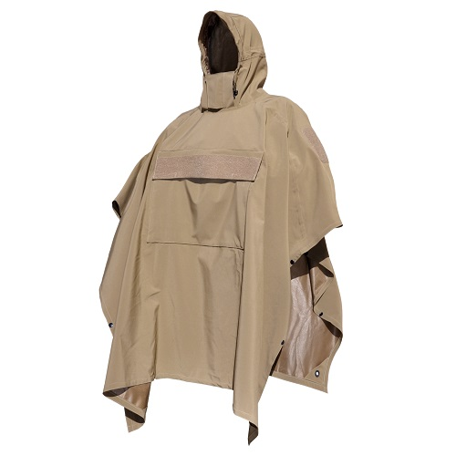 Click here to buy Hazard 4 Poncho Villa Technical Soft-Shell Poncho by Hazard 4.