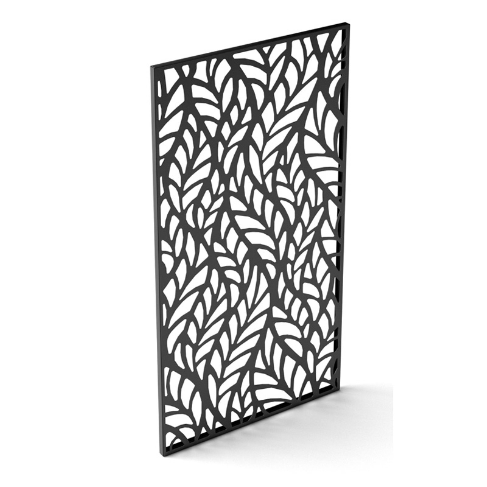 Veradek Flowleaf Outdoor Decorative Privacy Screen Panel