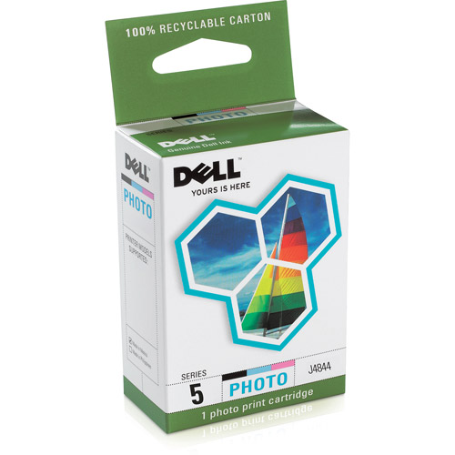 Dell Series 5 Inkjet 6-Color Photo Ink