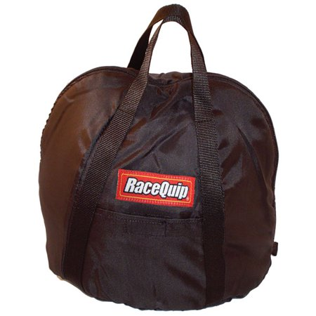 RACEQUIP Black Fleece Lined Helmet Bag P/N 300003