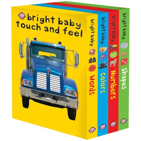 Bright Baby Touch and Feel (Board Book) - Halloween Books For Toddlers