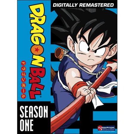 Dragonball  Season One  Japanese