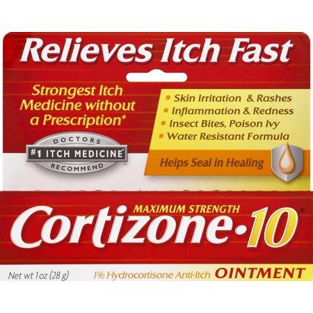 Cortizone 10 Anti-Itch Ointment 1oz