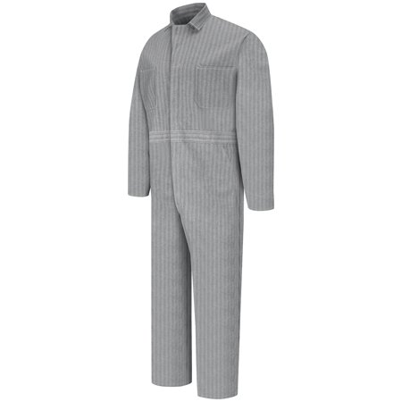 Men's Snap-Front Cotton Coverall