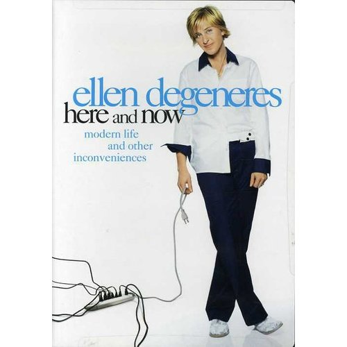 DEGENERES ELLEN-HERE AND NOW (DVD)