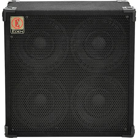 Eden EX410 SC4 400W 4x10 Bass Speaker Cabinet Eden Bass Amp Cabinet