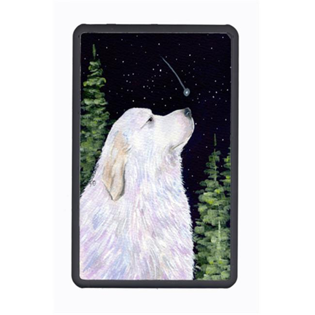 Carolines Treasures SS8470KFC Starry Night Great Pyrenees Kindle Fire Snap on Case