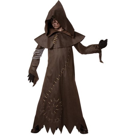 Morris costumes LF3514CMD Evil Warlock Child Medium - Warlock Costume