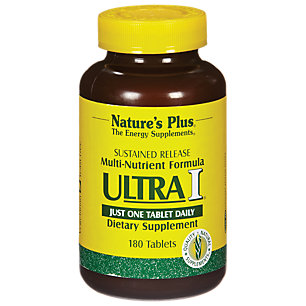 Ultra 1 Sustained Release by Nature's Plus 180 Tablets
