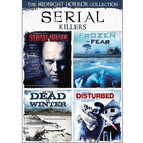 The Midnight Horror Collection: Serial Killers - Dead Of Winter / Frozen In Fear / Disturbed / Interview With A Serial Killer