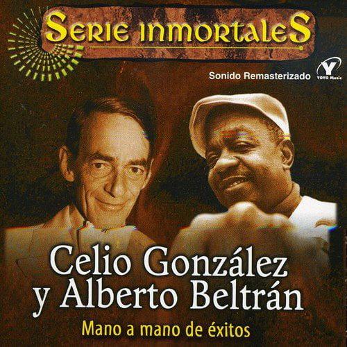 Gonzalez/Beltran - Mano a Mano De Exitos [CD]