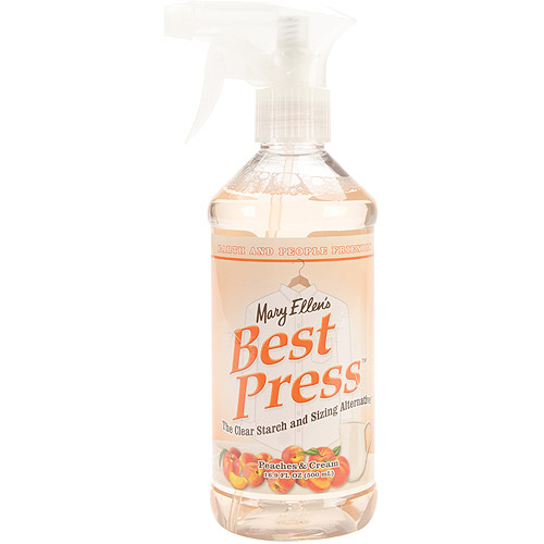 Mary Ellen's Scented Best Press Clear Starch Alternative