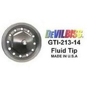 DeVilbiss GTI21314 1.4mm GTI Fluid Tip