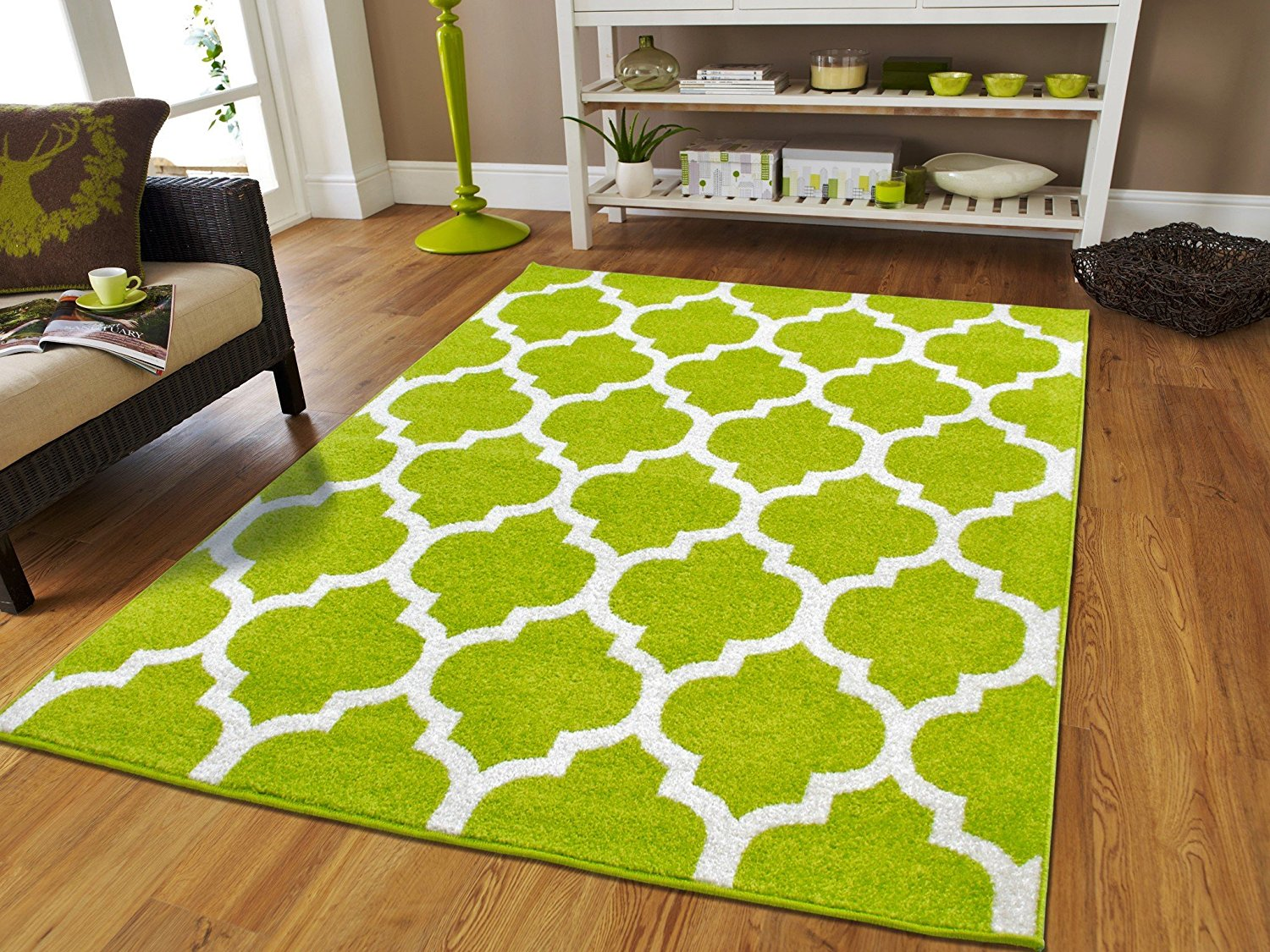 Large Modern Green Area Rug For Bedrooms Green Rugs On Clearance 8x11 Rugs  For Living Room Part 33