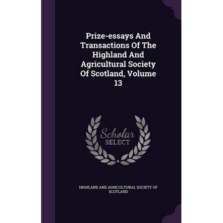Prize-Essays and Transactions of the Highland and Agricultural Society of Scotland, Volume 13 - image 1 of 1