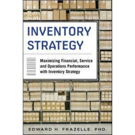 Inventory Strategy  Maximizing Financial  Service  And Operations Performance With Inventory Strategy