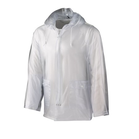 Augusta Youth Clear Rain Jacket Clear S - image 1 of 1