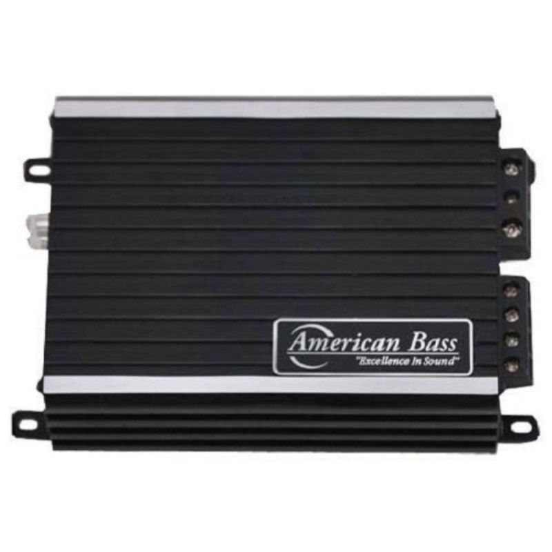 American Bass PH1600MD - 1 Channel 1600W 1 OHM StHle Amplifier 800W RMS