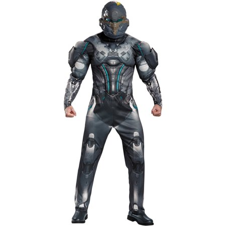 Spartan Locke Muscle Men's Adult Halloween - Spartan Warrior Halloween Costume