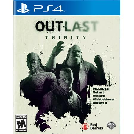 Warner Bros. Outlast Trinity PS4
