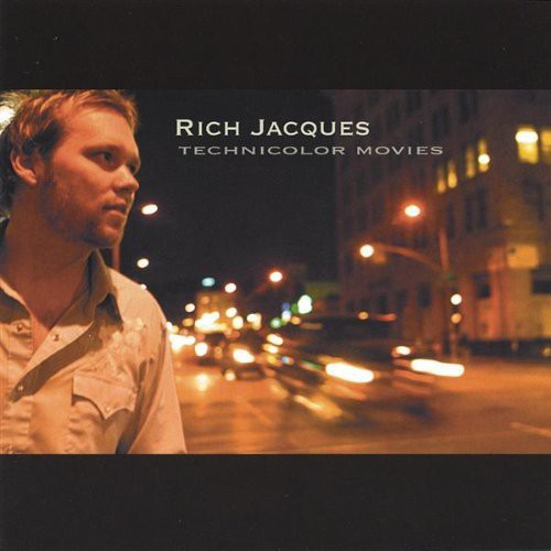 Rich Jacques Technicolor Movies [CD] by