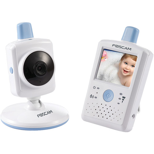 """Foscam FBM2307 Digital Video Baby Monitor with  2.4"""" Touchscreen LCD"""
