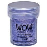 WOW! Embossing Powder 15ml-Lilac Shimmer